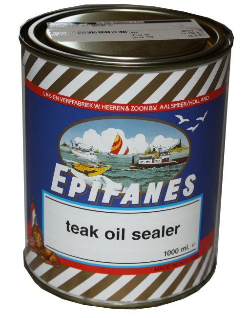 Teck Oil Soeler
