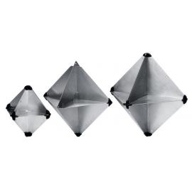 Réflecteur radar alu