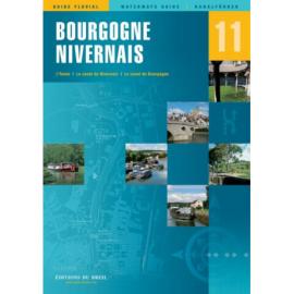 Carte n°11 BOURGOGNE NIVERNAIS