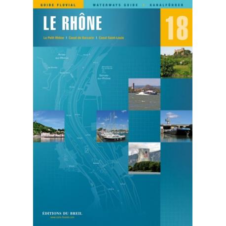 Carte n°18 Le RHÔNE