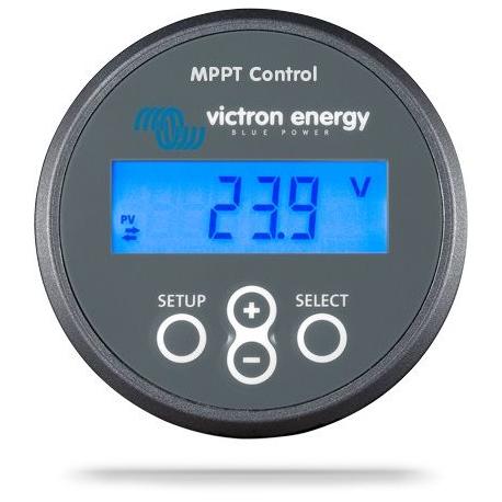 Contrôleur victron pour régulateur solaire