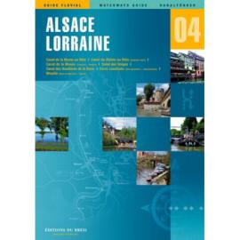 Carte n°4 ALSACE-LORRAINE