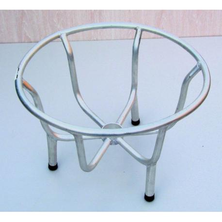 Bac à corde aluminium