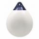 Pare battage sphère blanc