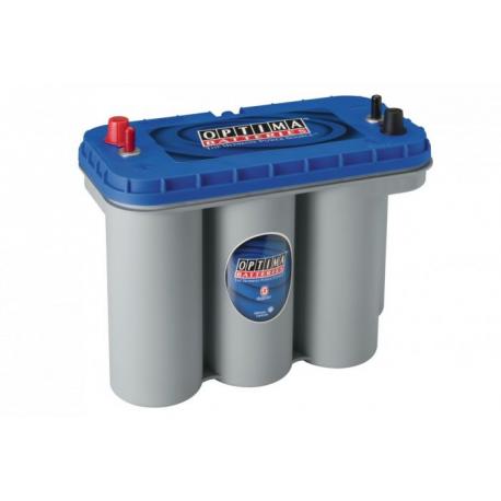 Batterie optima bleue