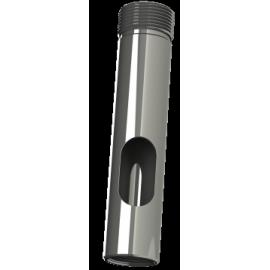 Rallonge chrome pour antenne VHF73