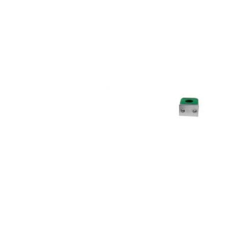 Fixation teflon vert inox