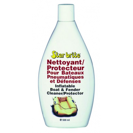 nettoyant pneumatique Inflatable boat and fender cleaner protector