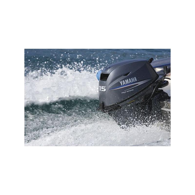 moteur yamaha hors bord f15