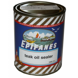 epifanes Teck oil sealer