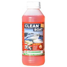 Clean boat nettoyant spécial carène