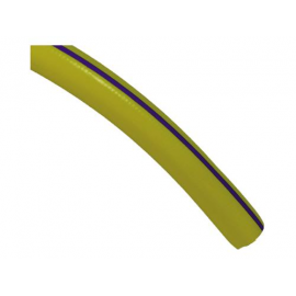 Tuyau arrosage PVC jaune