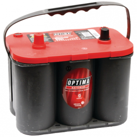 Batterie optima rouge