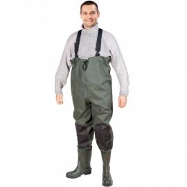 Combinaison de pêche PVC/Polyester