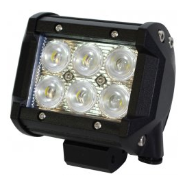 Projecteur 6 LEDS