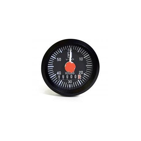 Horamètre avec aiguille