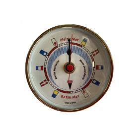 Pendule indicateur de marée