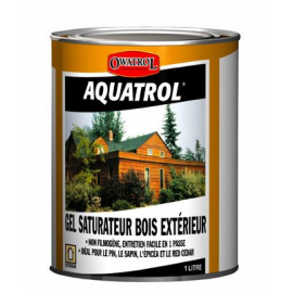 AQUATROL saturateur bois