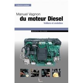 Manuel Vagnon du moteur Diesel voiliers et vedettes