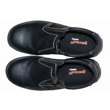 Chaussures de sécurité mocassin