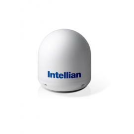 Antenne Satellite Intellian I4R Terrestre TV 45cm - 4 sorties