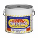 Peinture anti-rouille / métal / alu