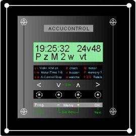 Accucontrol démarrage groupe automatic