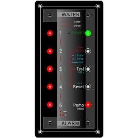 alarme d'eau plaquette