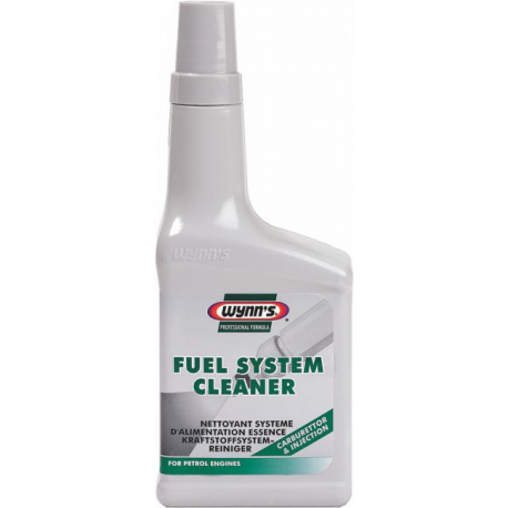 Fuel systeme cleaner