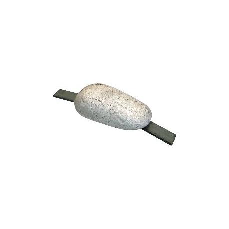 Anode magnésium à viser