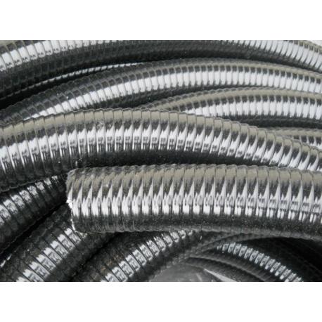 Tuyau PVC + PU très souple avec spire plastique