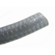 Tuyau souple armé spirale métal transparent