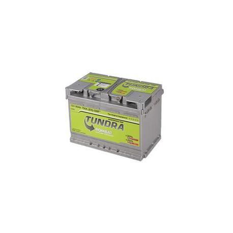 Batterie TUNDRA ROMBAT 65 Ah décharge lente