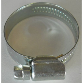Collier de serrage galva