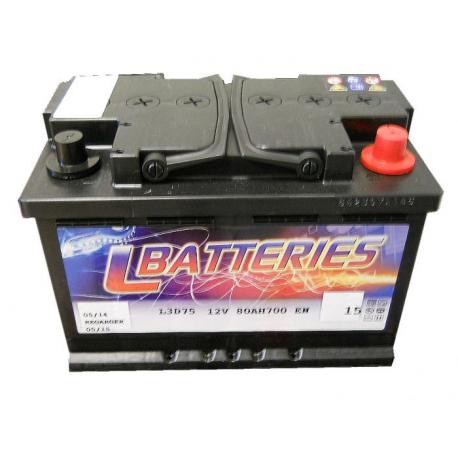 Batterie L3D75