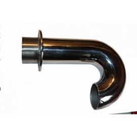 Passe-cable en inox