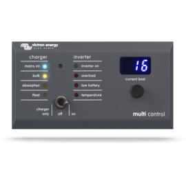 Tableau digital multi control
