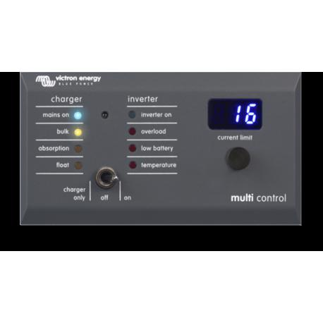 Tableau digital multi control